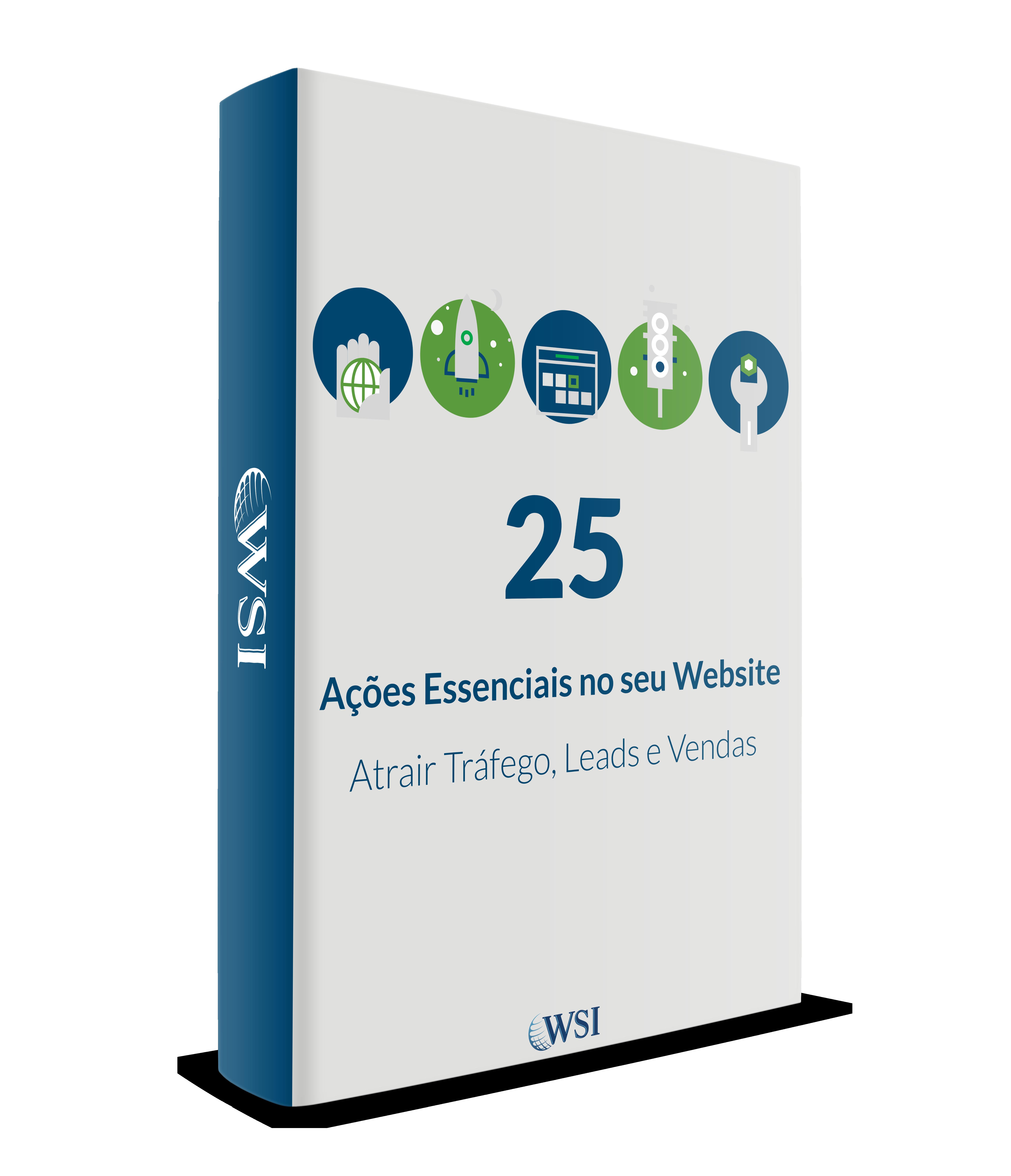 25 ações essenciais no seu website